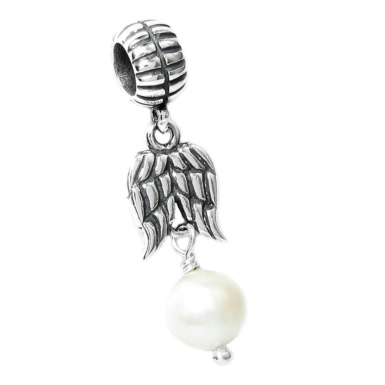 pandora angel wings charms