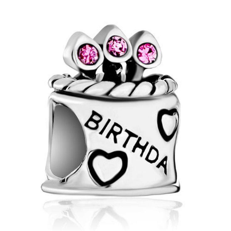 pandora birthday charms