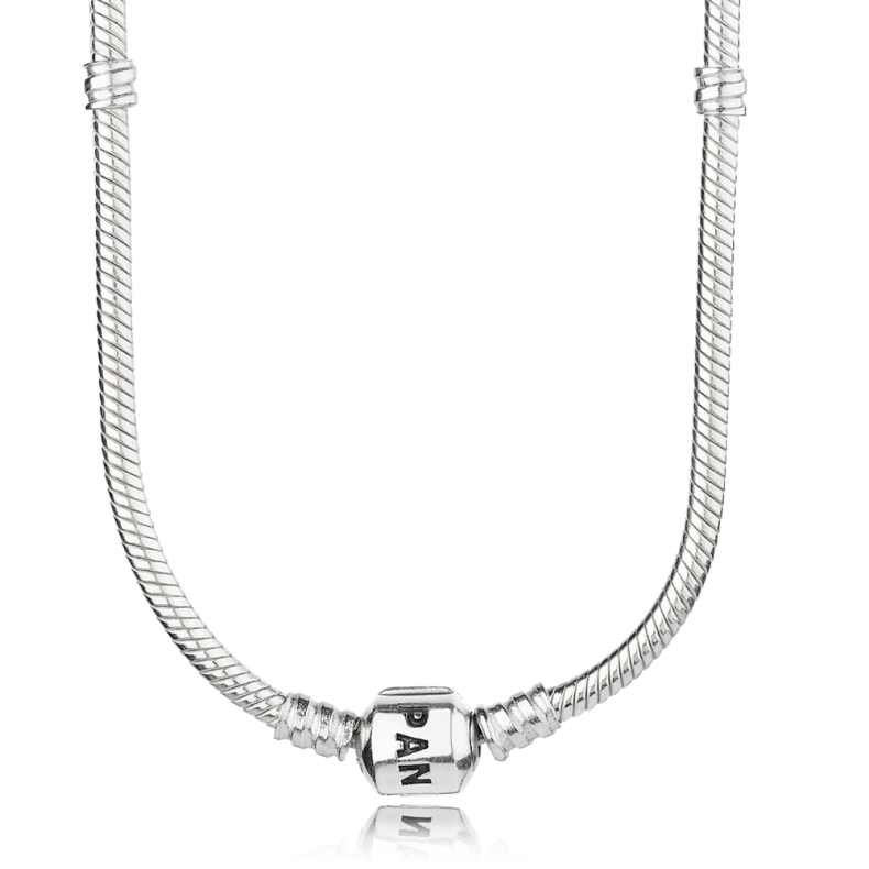 pandora charm necklace