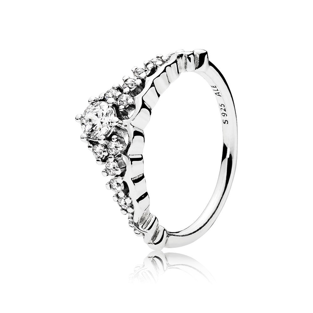 pandora crown ring