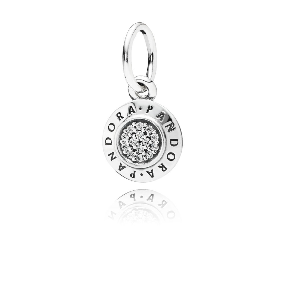 pandora necklace with charm