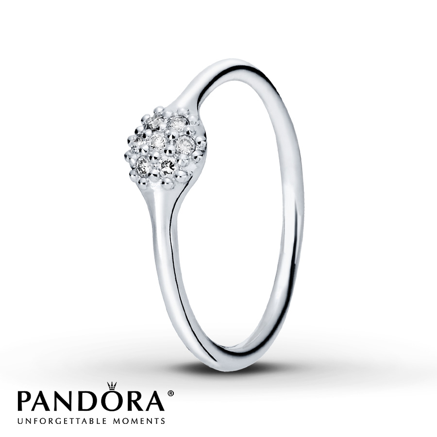 pandora wedding rings